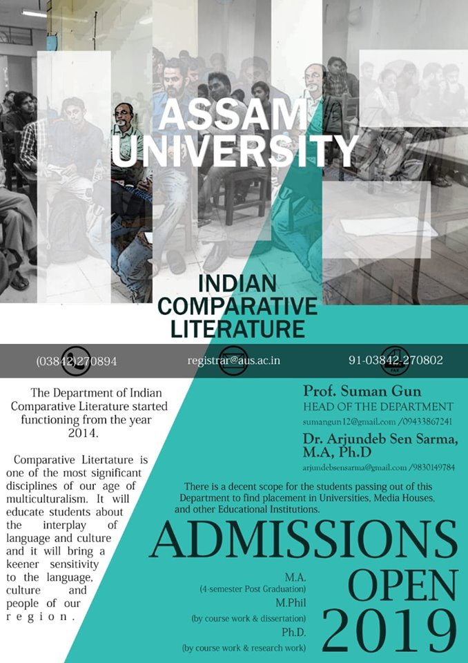 Comparative Literature Association of India